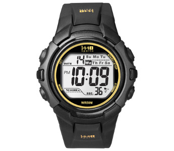Timex 1440 Sports Digital Watch, Indiglo, 50 Meter, Alarm, Stopwatch (T5K457)